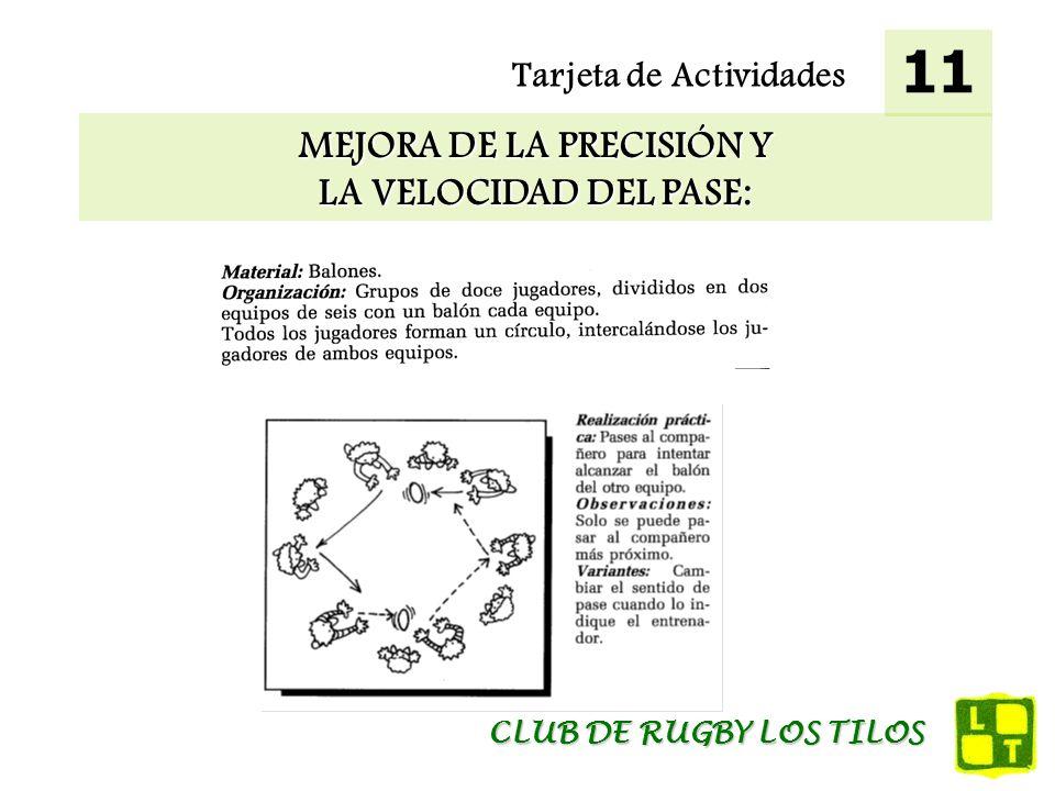 MEJORA DE LA PRECISIÓN Y