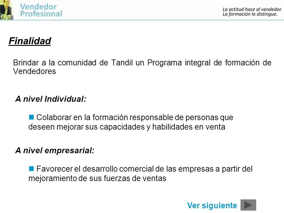 Finalidad A nivel Individual: A nivel empresarial: