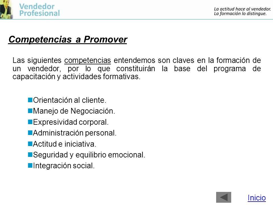 Competencias a Promover