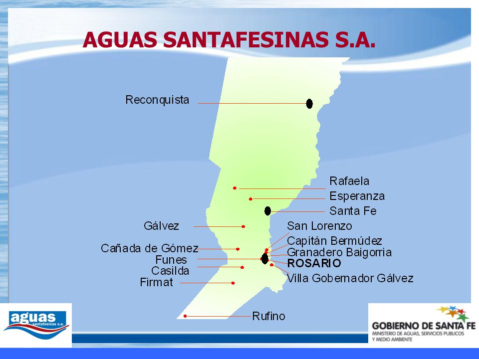 AGUAS SANTAFESINAS S.A.