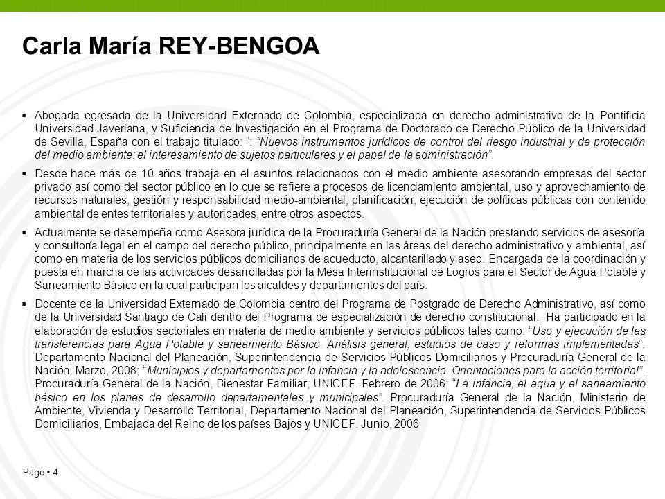 Carla María REY-BENGOA