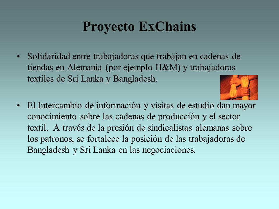 Proyecto ExChains