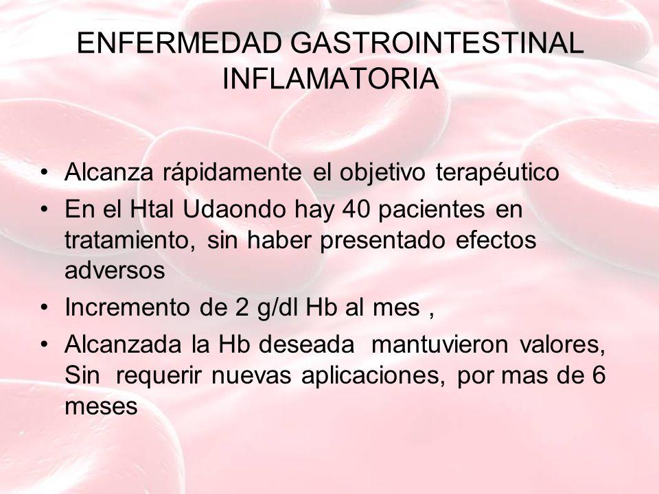 ENFERMEDAD GASTROINTESTINAL INFLAMATORIA