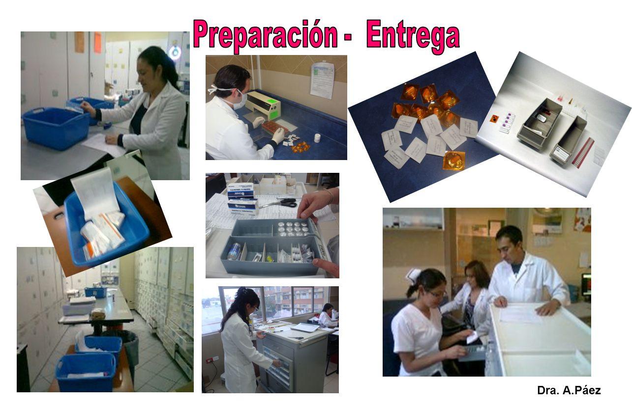 Preparación - Entrega Dra. A.Páez