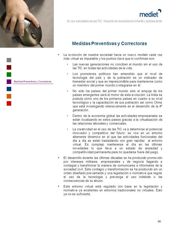 Medidas Preventivas y Correctoras