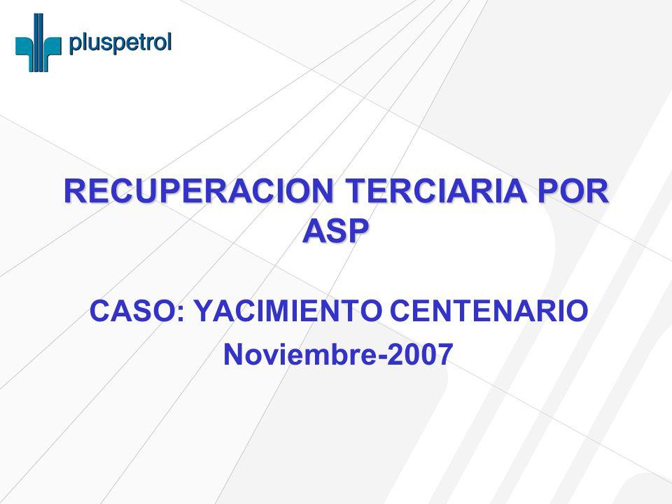 RECUPERACION TERCIARIA POR ASP