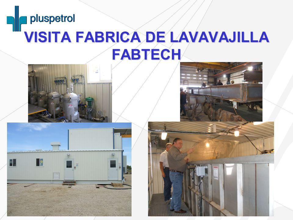 VISITA FABRICA DE LAVAVAJILLA FABTECH