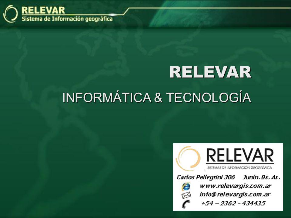 RELEVAR INFORMÁTICA & TECNOLOGÍA