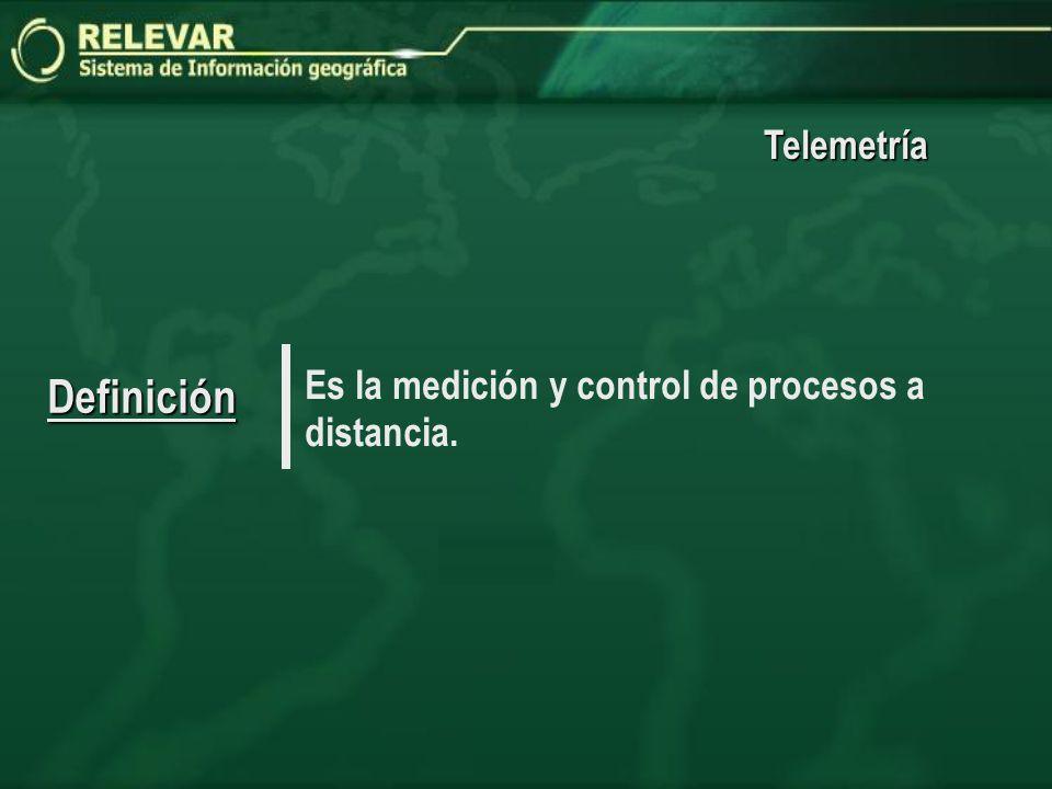 Definición Telemetría