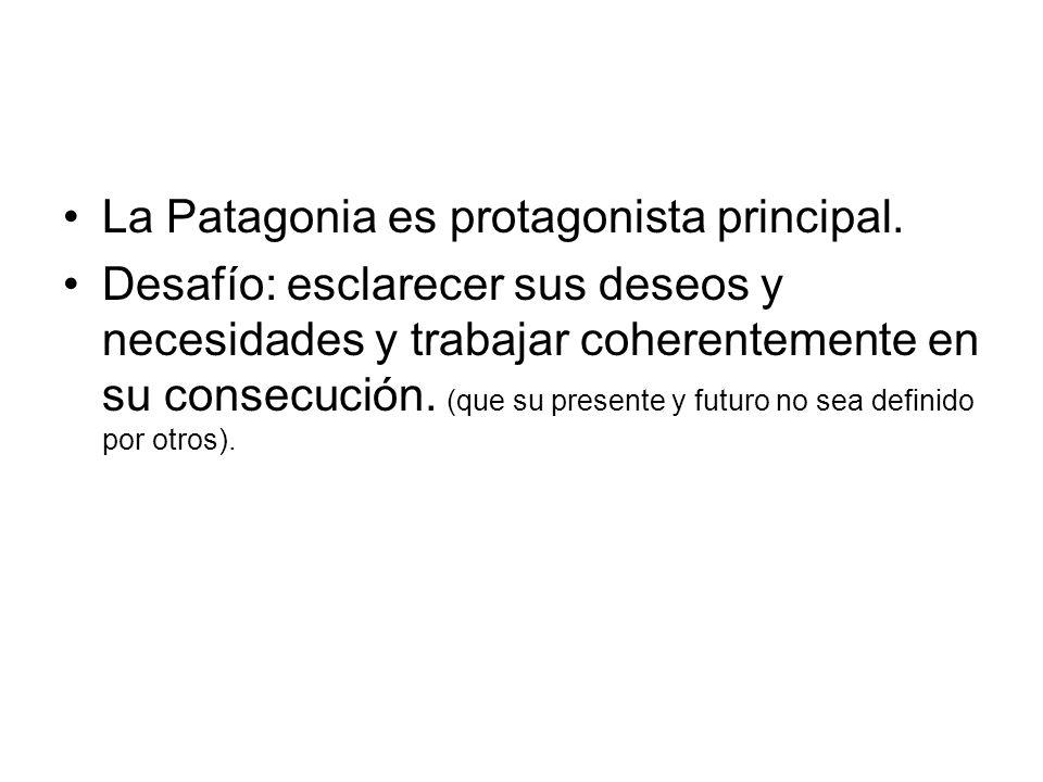 La Patagonia es protagonista principal.