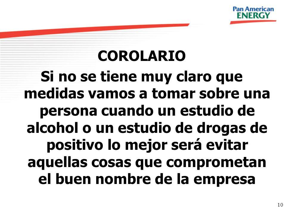 COROLARIO