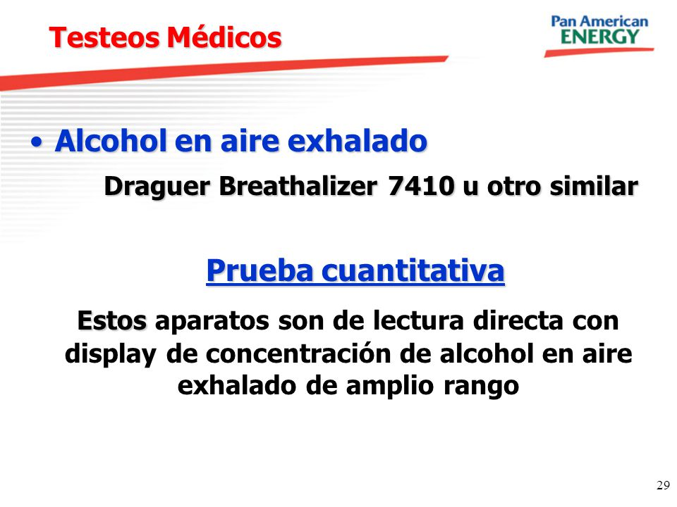 Draguer Breathalizer 7410 u otro similar
