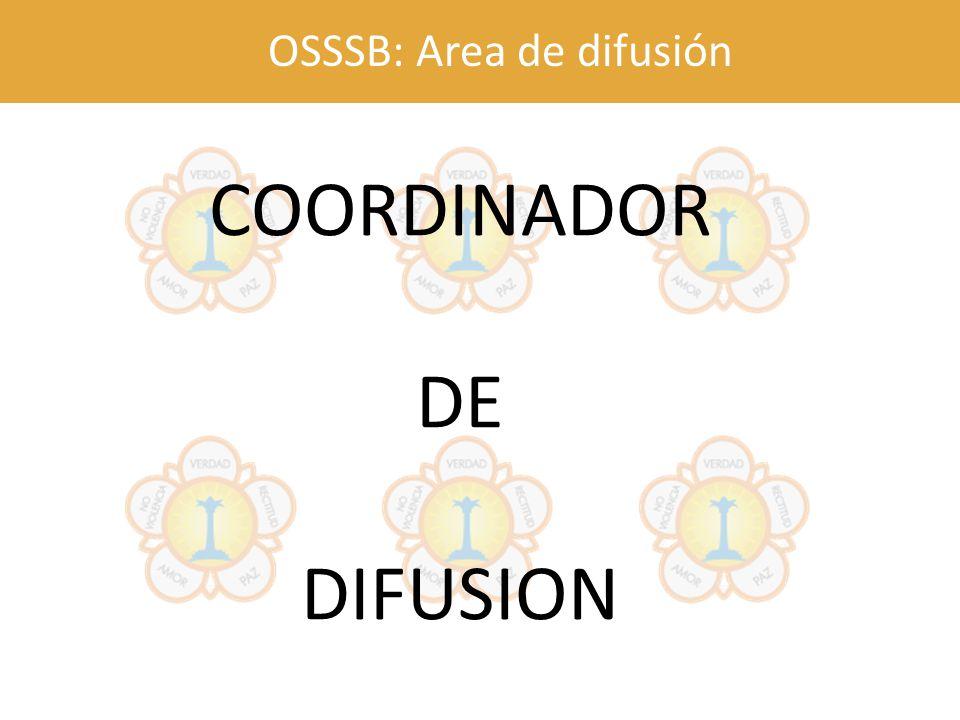 OSSSB: Area de difusión