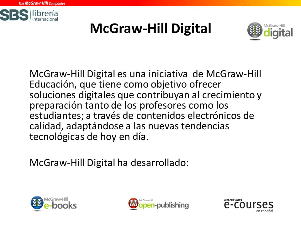 McGraw-Hill Digital