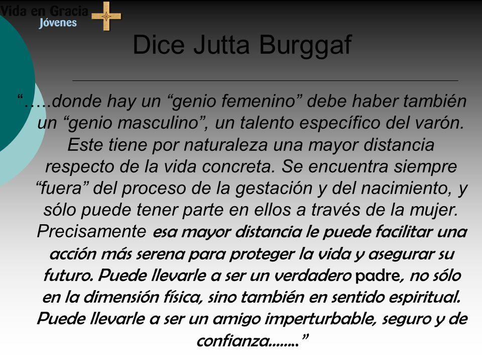 Dice Jutta Burggaf