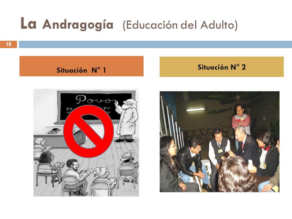 La Andragogía (Educación del Adulto)