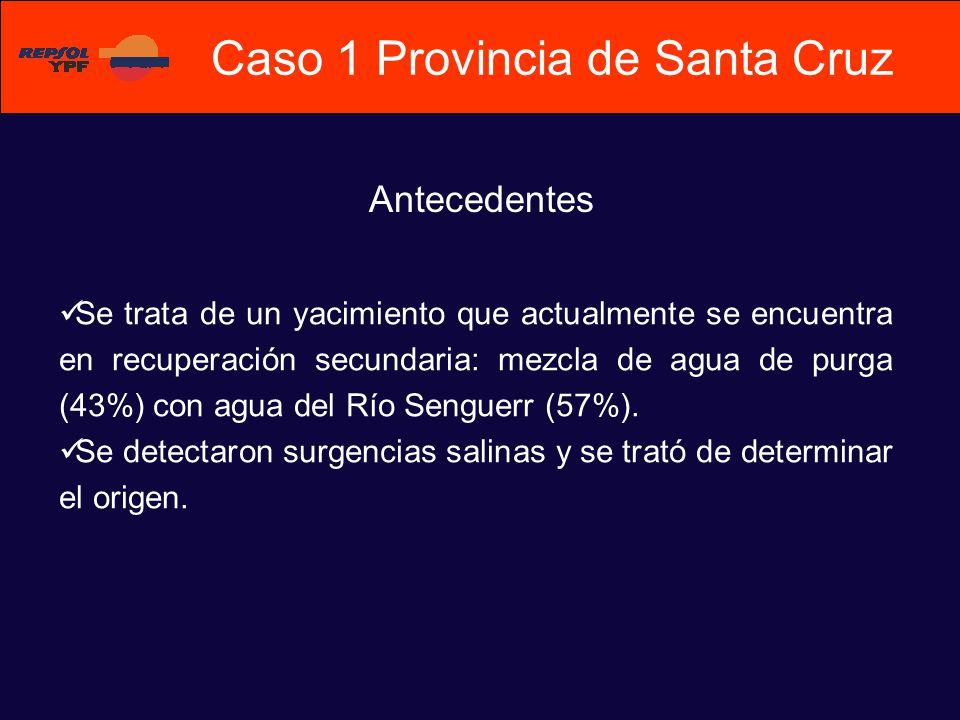 Caso 1 Provincia de Santa Cruz