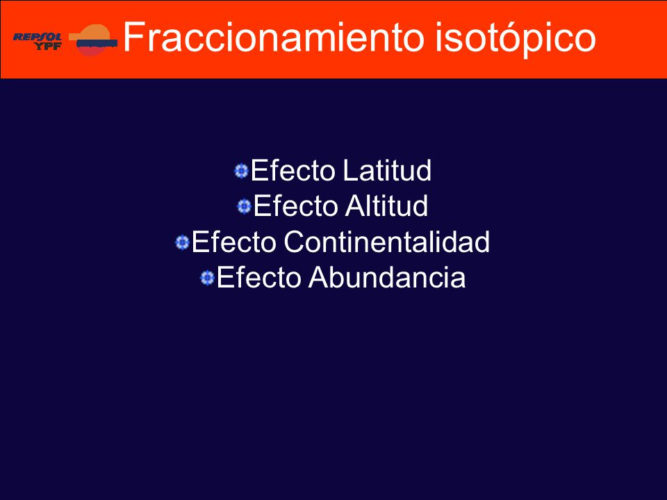Fraccionamiento isotópico