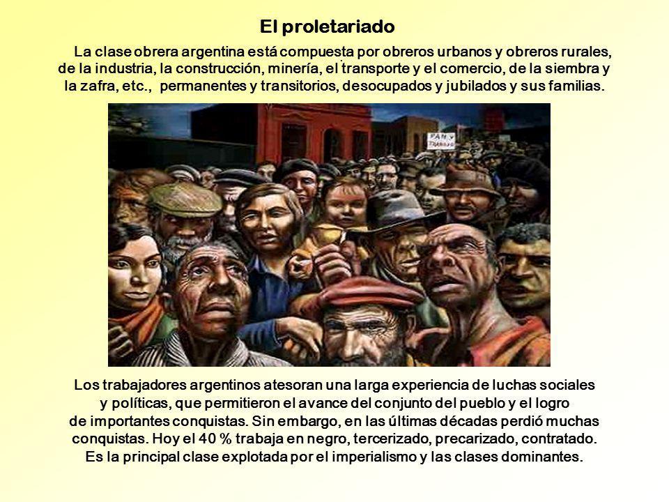 El proletariado