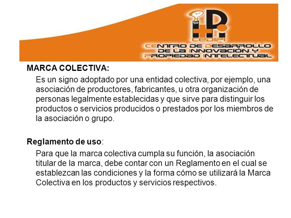 MARCA COLECTIVA:
