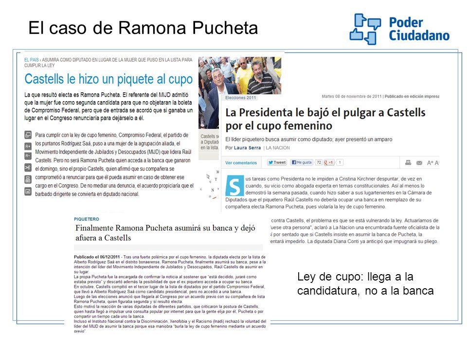 El caso de Ramona Pucheta