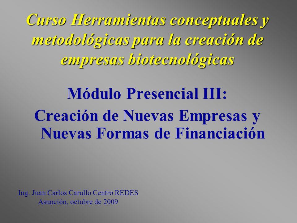 Módulo Presencial III: