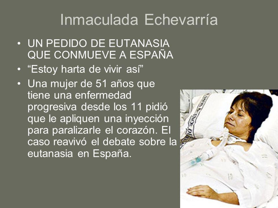 Inmaculada Echevarría