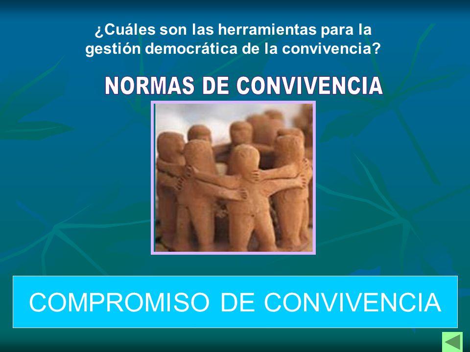 COMPROMISO DE CONVIVENCIA