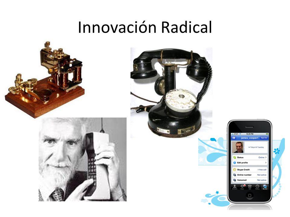 Innovación Radical