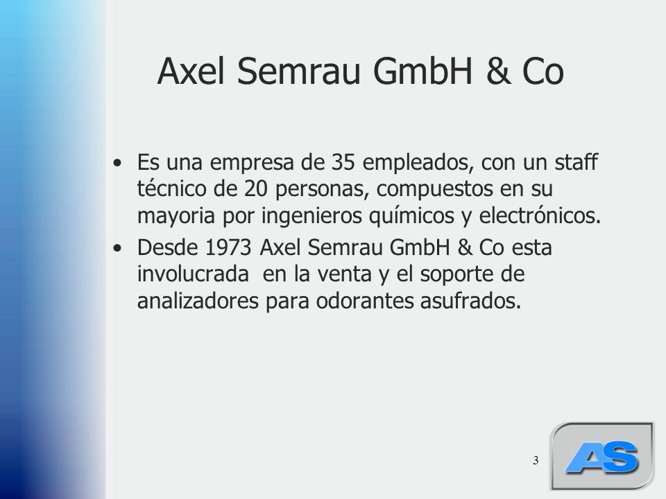 Axel Semrau GmbH & Co