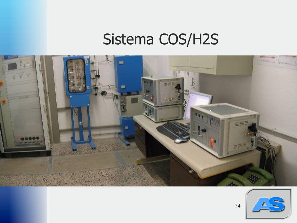 Sistema COS/H2S