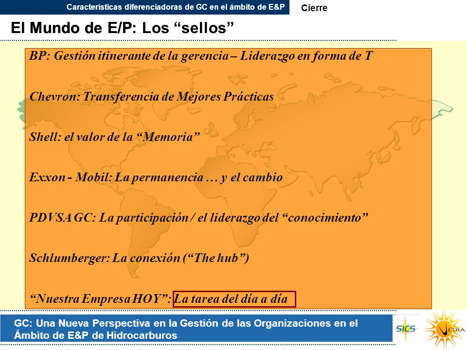 El Mundo de E/P: Los sellos El Mundo de E/P