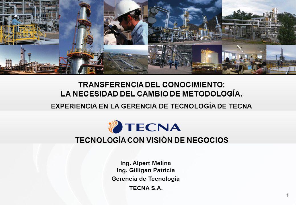 TRANSFERENCIA DEL CONOCIMIENTO: