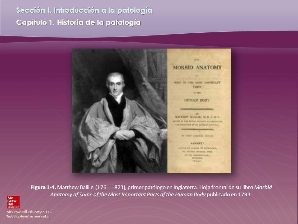 Figura 1-4. Matthew Baillie (1761-1823), primer patólogo en Inglaterra