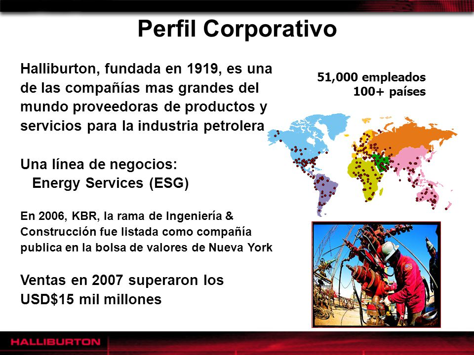 Perfil Corporativo