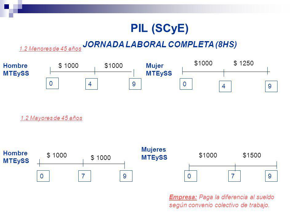 JORNADA LABORAL COMPLETA (8HS)