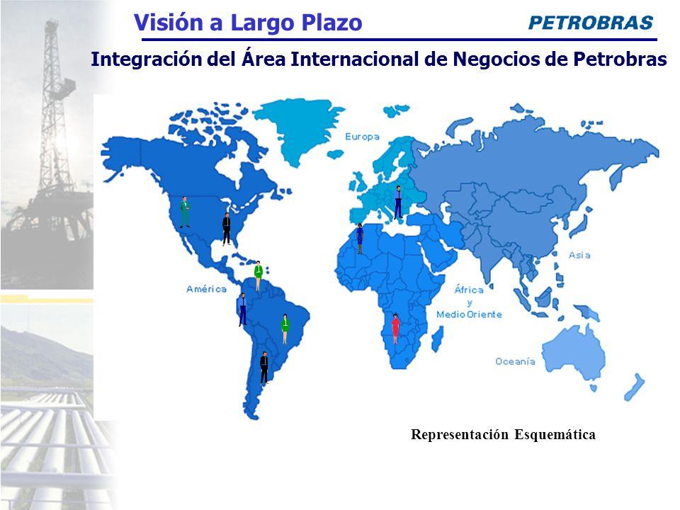 Integración del Área Internacional de Negocios de Petrobras