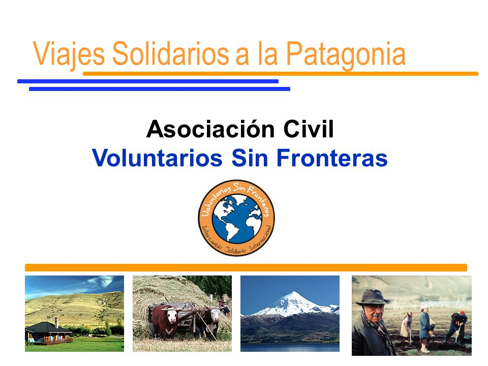 Voluntarios Sin Fronteras