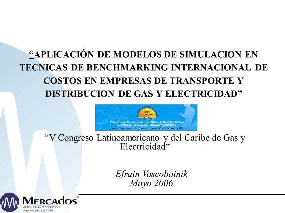 V Congreso Latinoamericano y del Caribe de Gas y Electricidad