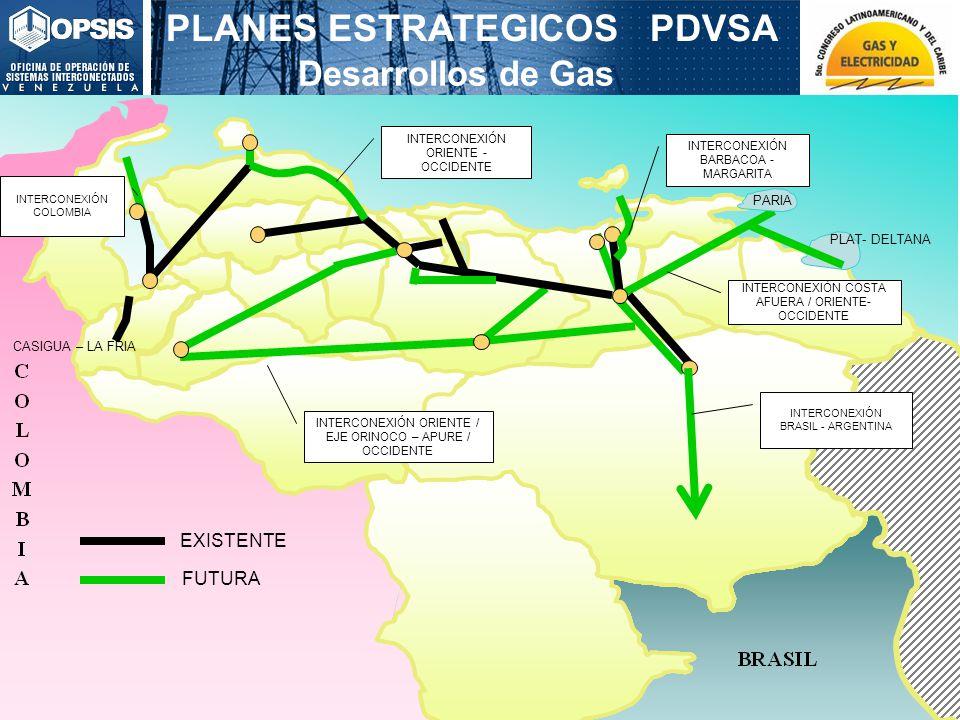 PLANES ESTRATEGICOS PDVSA