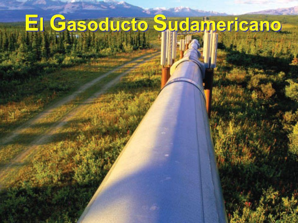 El Gasoducto Sudamericano