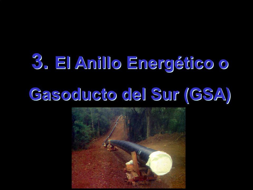 Gasoducto del Sur (GSA)