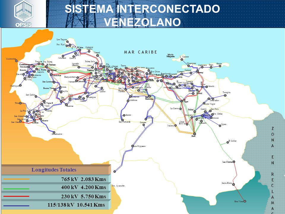 SISTEMA INTERCONECTADO VENEZOLANO