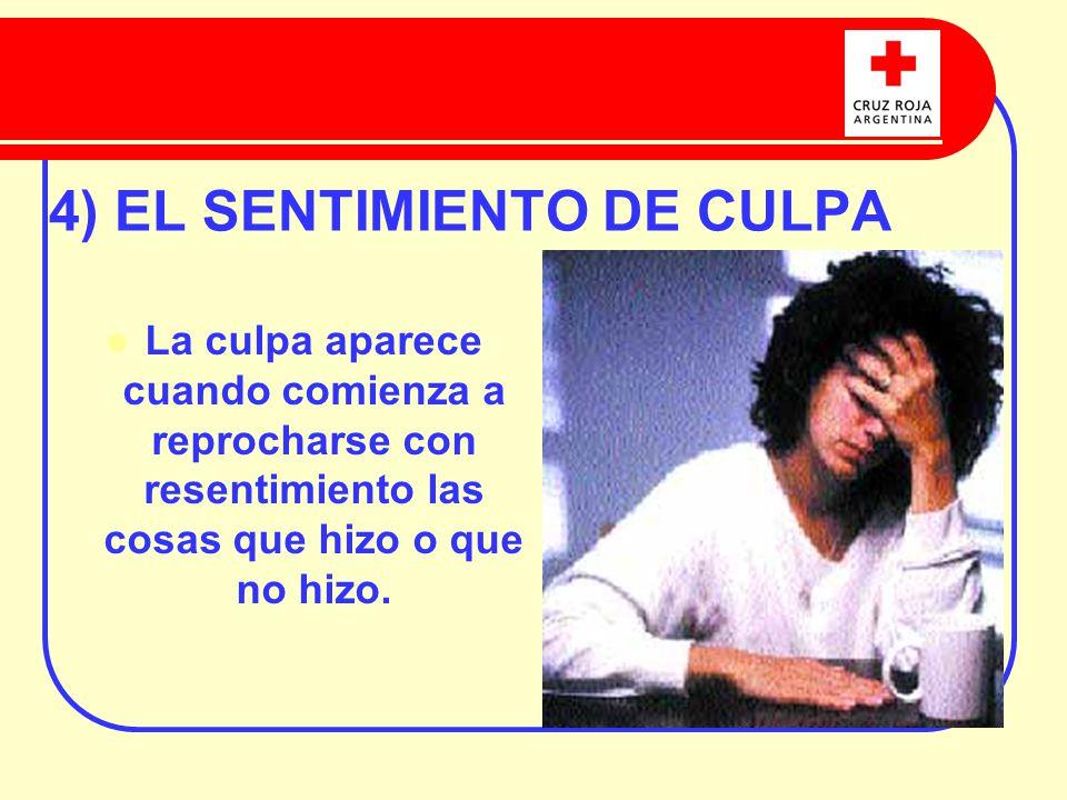 4) EL SENTIMIENTO DE CULPA