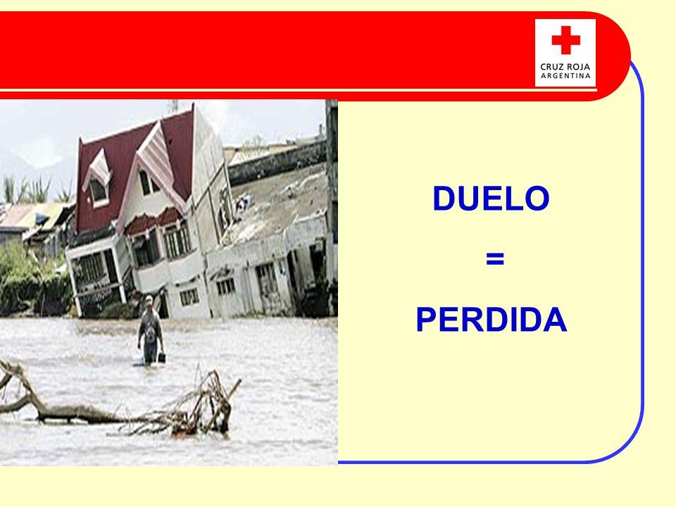 DUELO = PERDIDA
