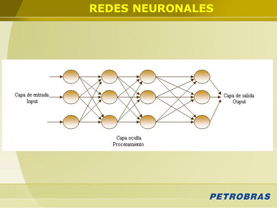 REDES NEURONALES Explicar lo de las capas de entrada, ocultas y de salida.