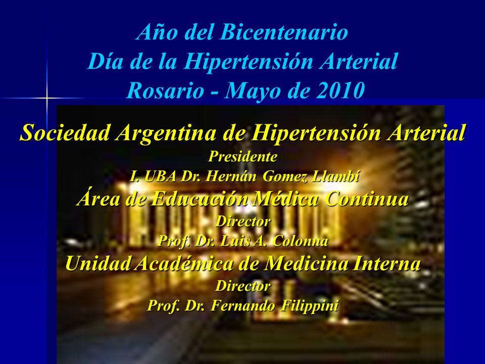 Día de la Hipertensión Arterial