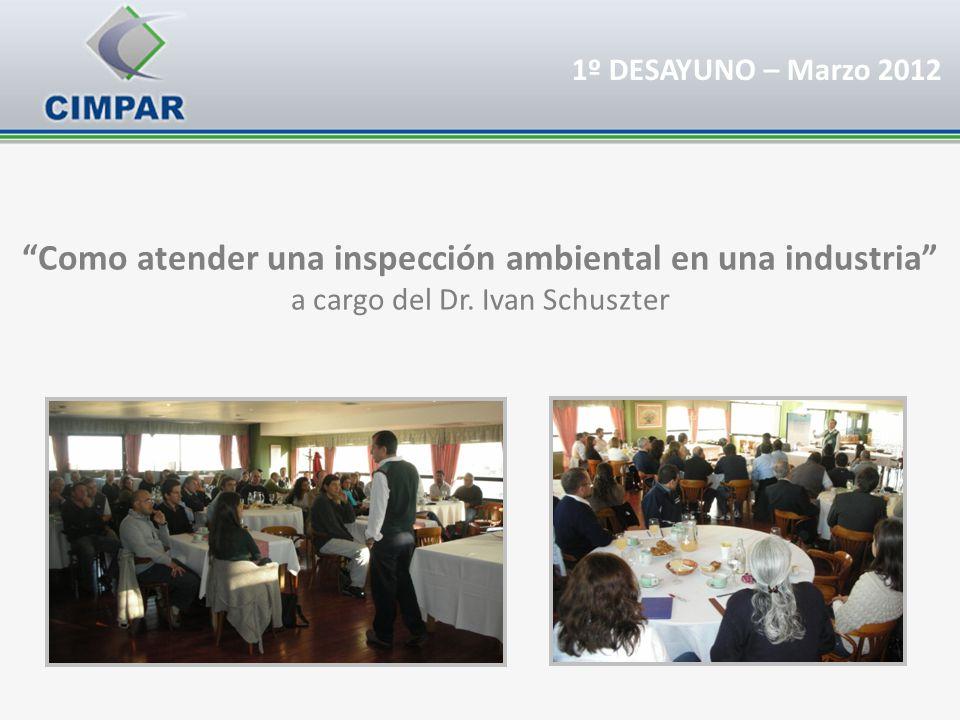 Como atender una inspección ambiental en una industria