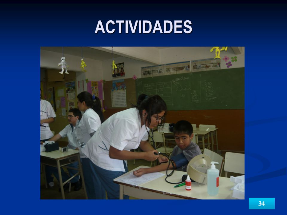 ACTIVIDADES 34