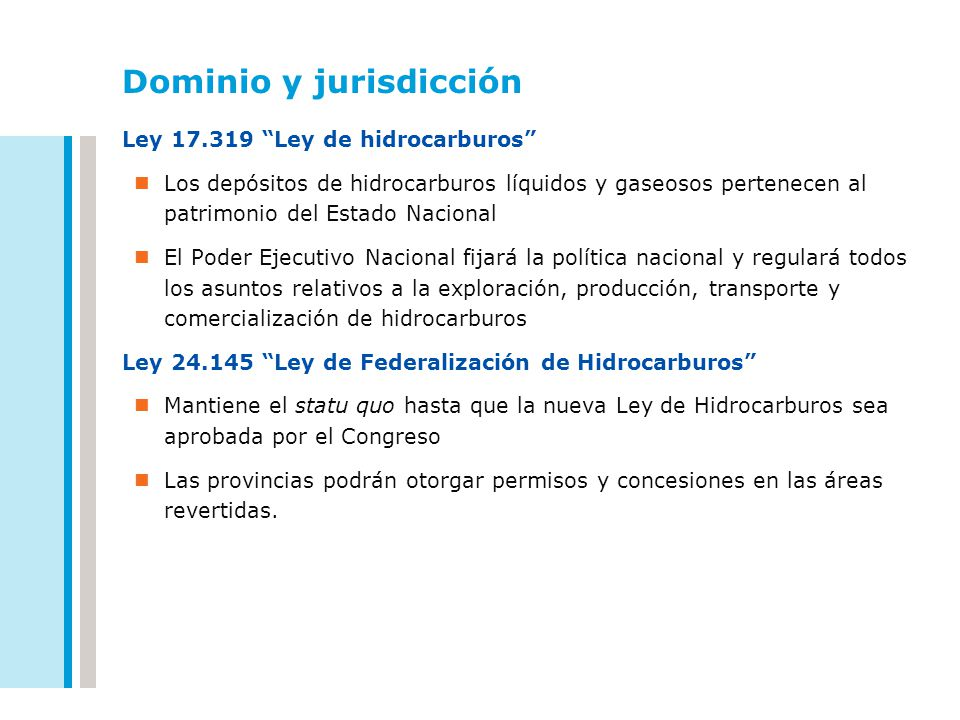 Dominio y jurisdicción